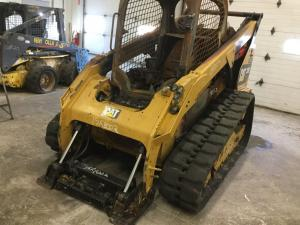 CAT 299D  Loader Arm