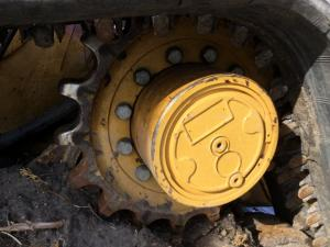 CAT 299D  Sprocket