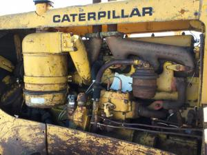 CAT D8 Air Cleaner