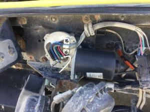 KENWORTH W900L Wiper Motor, Windshield