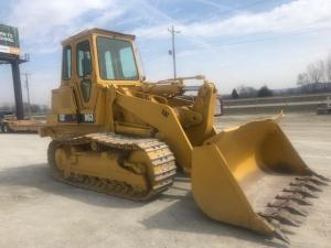 CAT 963 Equipment Units