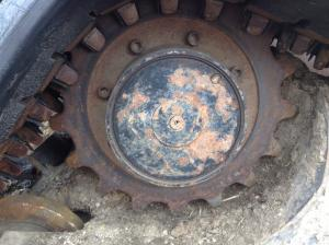 NEW HOLLAND LT185 Sprocket