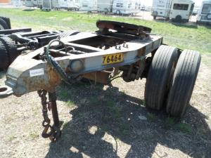 WABASH DOLLY Trailer