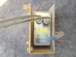 CAT 312B Electrical, Misc. Parts