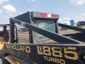 NEW HOLLAND LX885 Linkage