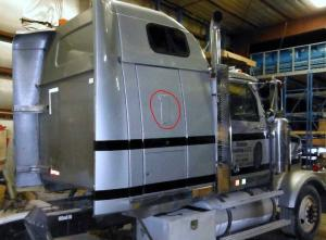 WESTERN STAR TRUCKS 4900EX Body, Misc. Parts