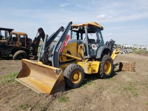 JOHN DEERE 310SK Equipment Parts Unit