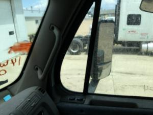 FREIGHTLINER CASCADIA Door Vent Glass