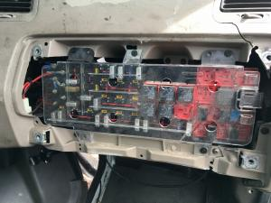 STERLING ACTERRA 6500 Dash Panel