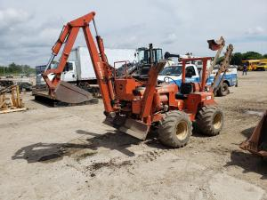 DITCH WITCH R40 Equipment Parts Unit
