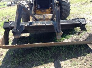 JCB 214F Backhoe Attachments