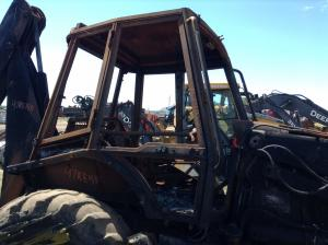 JCB 214F Cab Assembly