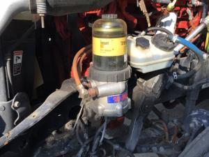 Cummins Engine Fuel Filter Bases On Mack Filters Isx15 Base