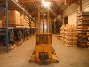 PRIME MOVER OE15 Forklift, Mast
