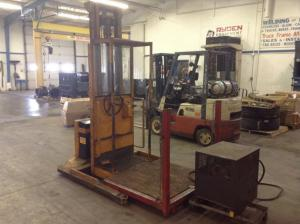 PRIME MOVER OE15  Misc. Parts