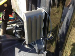 KENWORTH T700 Hood Rest