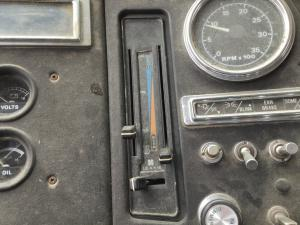 FORD LN8000 Heater & AC Temperature Control