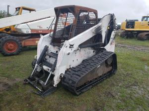 BOBCAT T320 Equipment Parts Unit
