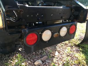 KENWORTH T660 Tail Panel
