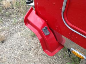 KENWORTH T660 Fender