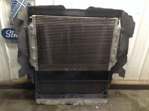 FREIGHTLINER CASCADIA Cooling Assy. (Rad., Cond., ATAAC)