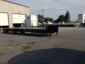 recent arrival FONTAINE TRAILER