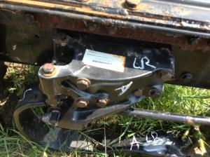 KENWORTH T660 Suspension, Misc. Part