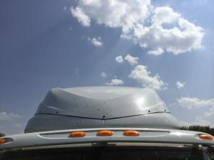 INTERNATIONAL PROSTAR Wind Deflector