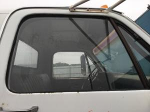 GMC 7000 Door Glass