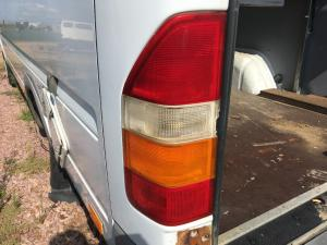 Tail lamps on vanderhaags dodge sprinter tail lamp aloadofball Image collections