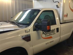 FORD FORD F350SD PICKUP Cab Assembly