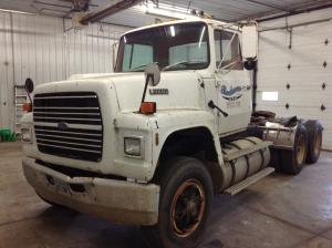 recent arrival FORD LT9000