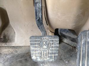 KENWORTH T680 Foot Control Pedals