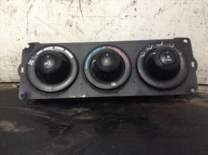 KENWORTH T660 Heater & AC Temperature Control