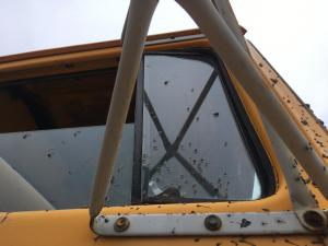FORD LNT8000 Door Vent Glass