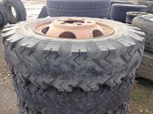 BUDD 20 STEEL Tire and Rim
