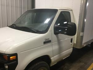 FORD E350 CUBE VAN Cab Assembly