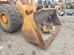 CASE 621B Wheel Loader Attachments
