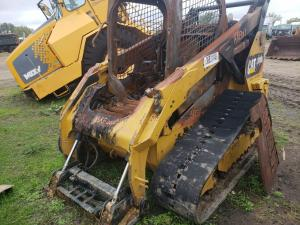 CAT 289D Loader Arm