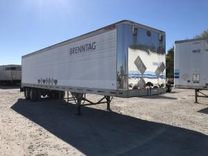 recent arrival GREAT DANE TRAILER