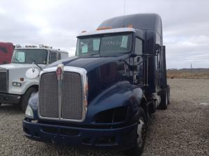 recent arrival KENWORTH T660