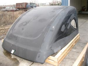FREIGHTLINER CASCADIA Roof Assembly