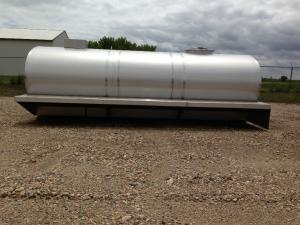 HILLS STAINLESS ALL Tanker
