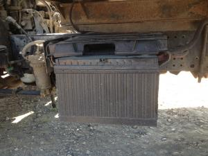 GMC W4500 Battery Box