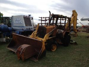 JOHN DEERE 310C Equipment Parts Unit
