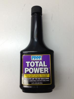 FPPF CHEMICAL CO 90317 Fuel Additive