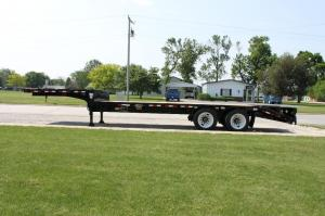 JET 36' DROP DECK Trailer