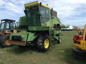 JOHN DEERE 6600 Equipment Parts Unit