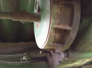JOHN DEERE 6600 Axle Shaft