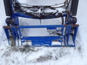 NEW HOLLAND 7040 Quick Coupler